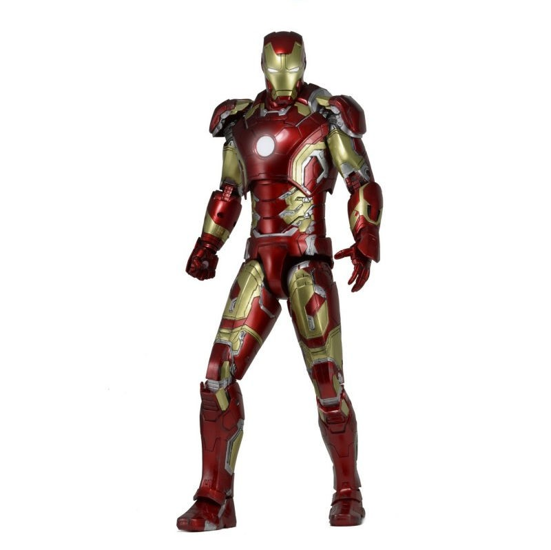 Iron Man Mark XLIII - The Avengers - 1/4 Scale Actionfigur