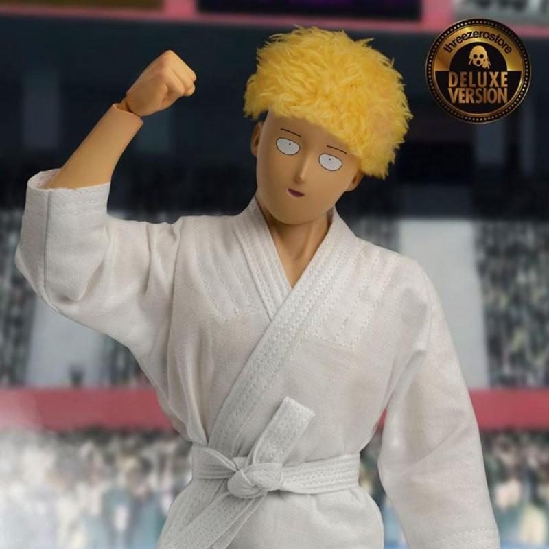 Saitama Deluxe Version - One Punch (Season 2) - 1/6 Scale Figur