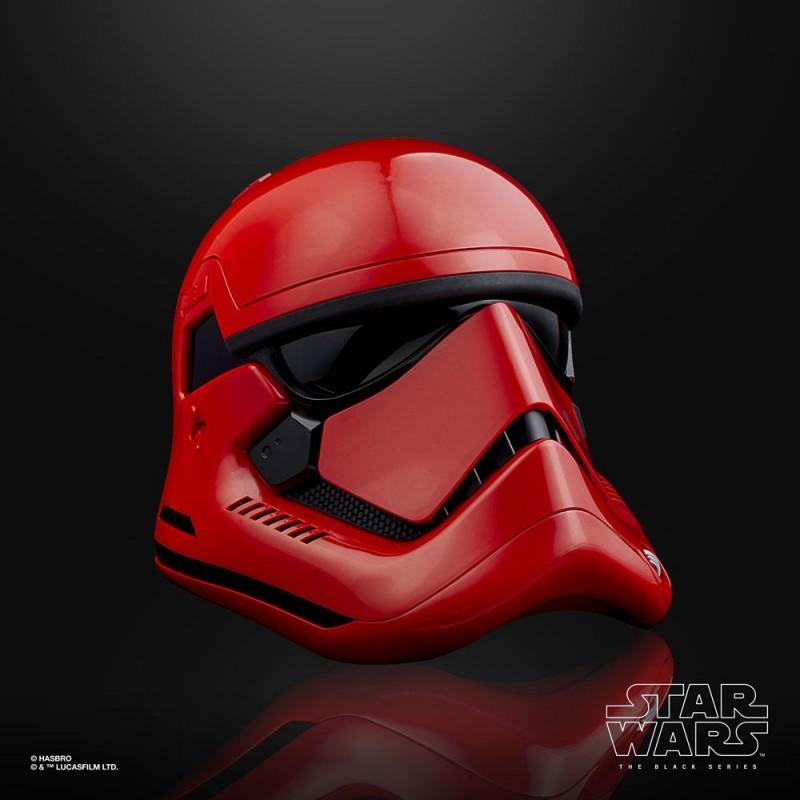 Captain Cardinal - Star Wars - Elektronischer Premium-Helm