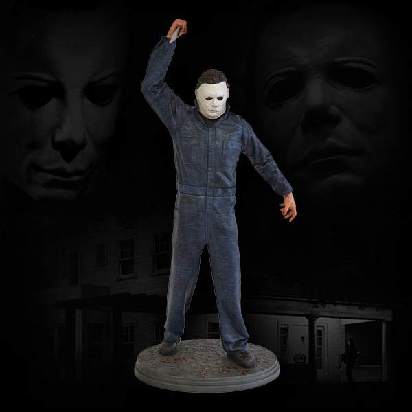 Michael Myers - Halloween - 1/4 Scale Statue