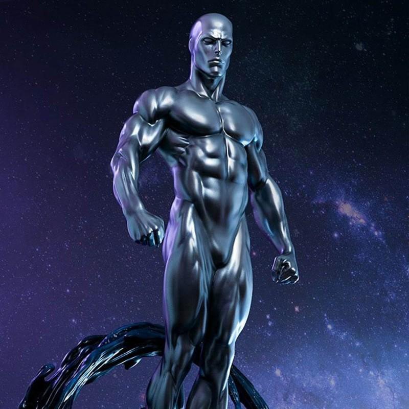 Silver Surfer - Marvel Comics - Maquette