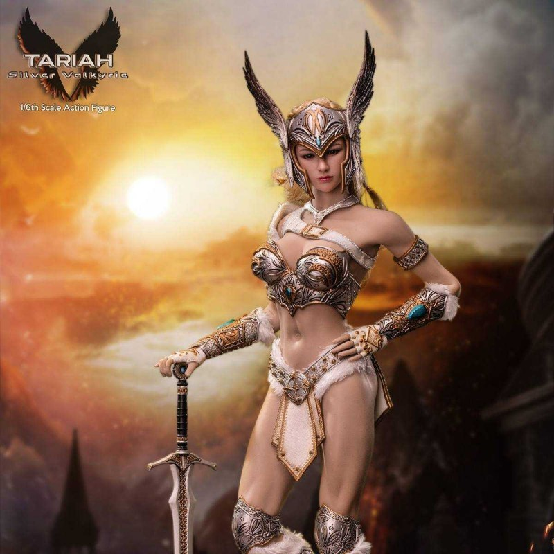 Tariah Silver Valkyrie - 1/6 Scale Actionfigur