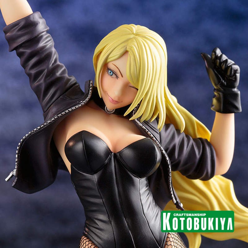 Black Canary - DC Comics - Bishoujo PVC Statue