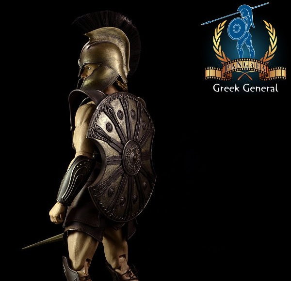 Greek General - 1/6 Scale Actionfigur