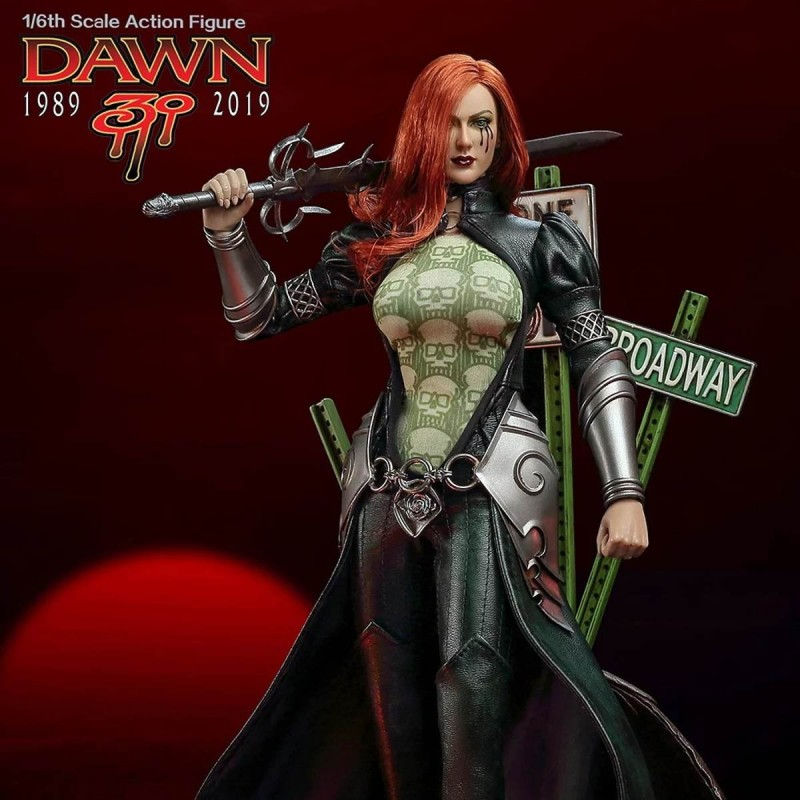 Dawn - 1/6 Scale Actionfigur