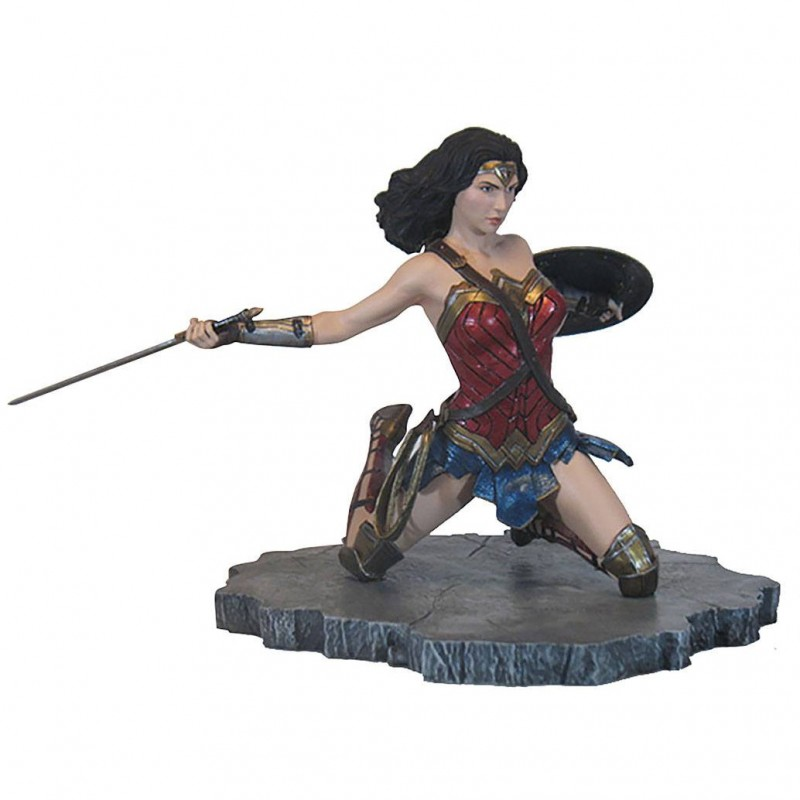 Wonder Woman Justice League - DC Gallery- PVC Statue