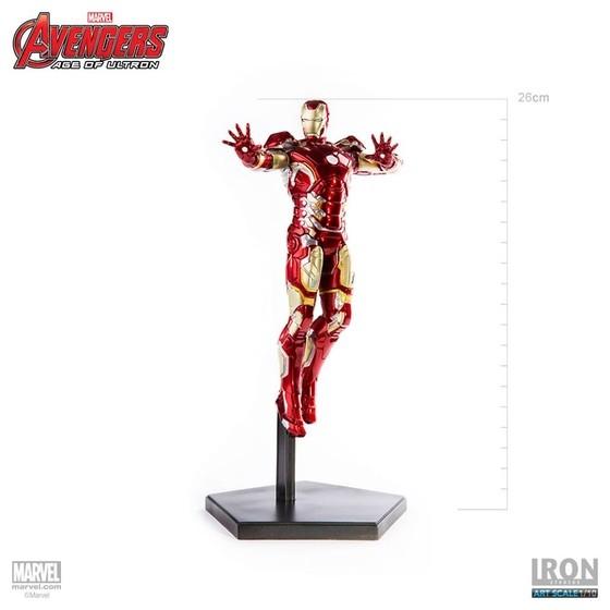 Iron Man Mark XLIII - Avengers Age of Ultron - 1/10 Scale Statue