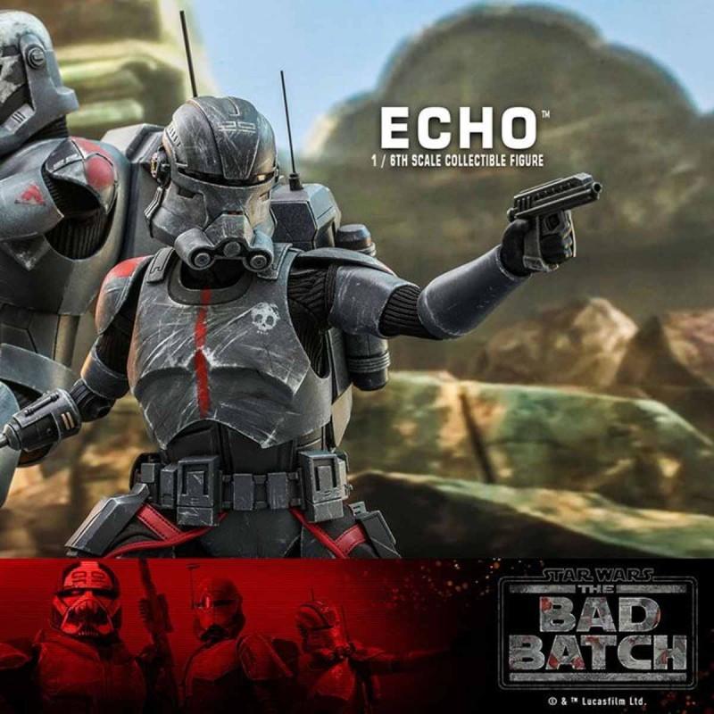Echo - Star Wars The Bad Batch - 1/6 Scale Figur
