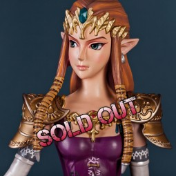 Princess Zelda Statue - The Legend of Zelda