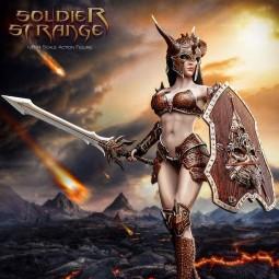 Soldier Strange - 1/6 Scale Actionfigur