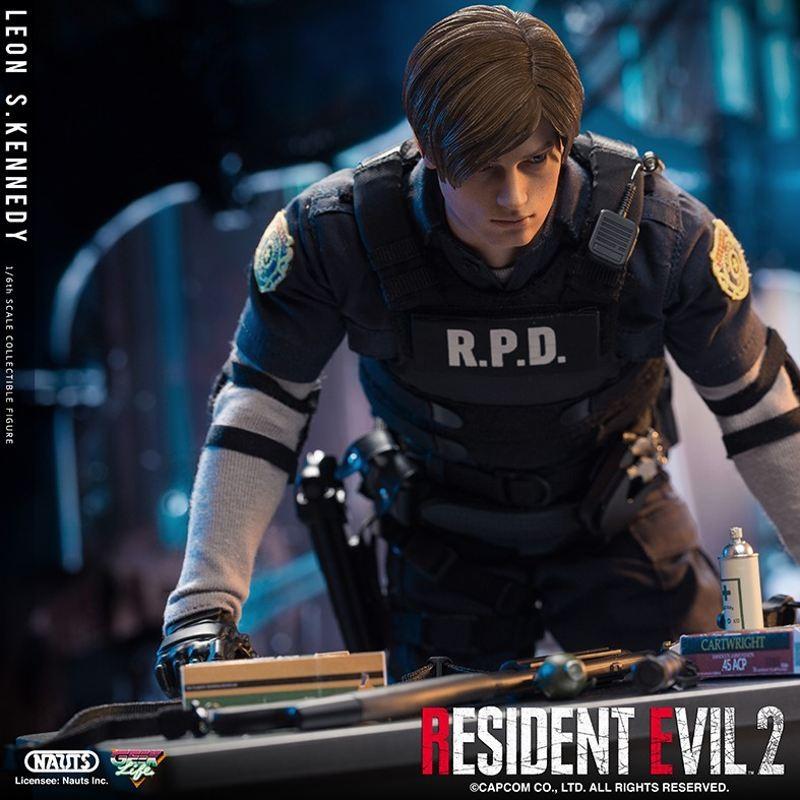 Leon S. Kennedy - Resident Evil 2 - 1/6 Scale Figur