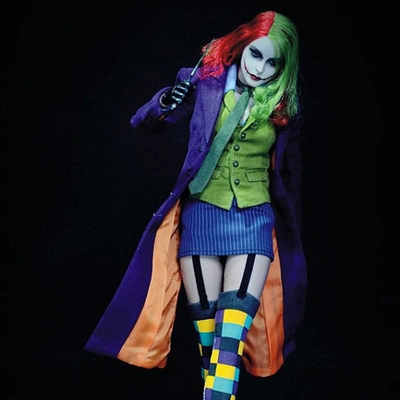 Female Joker - 1/6 Scale Actionfigur