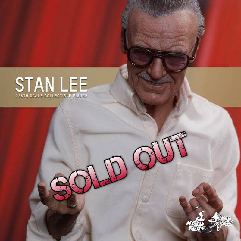Stan Lee - Marvel - 1/6 Scale Action Figur