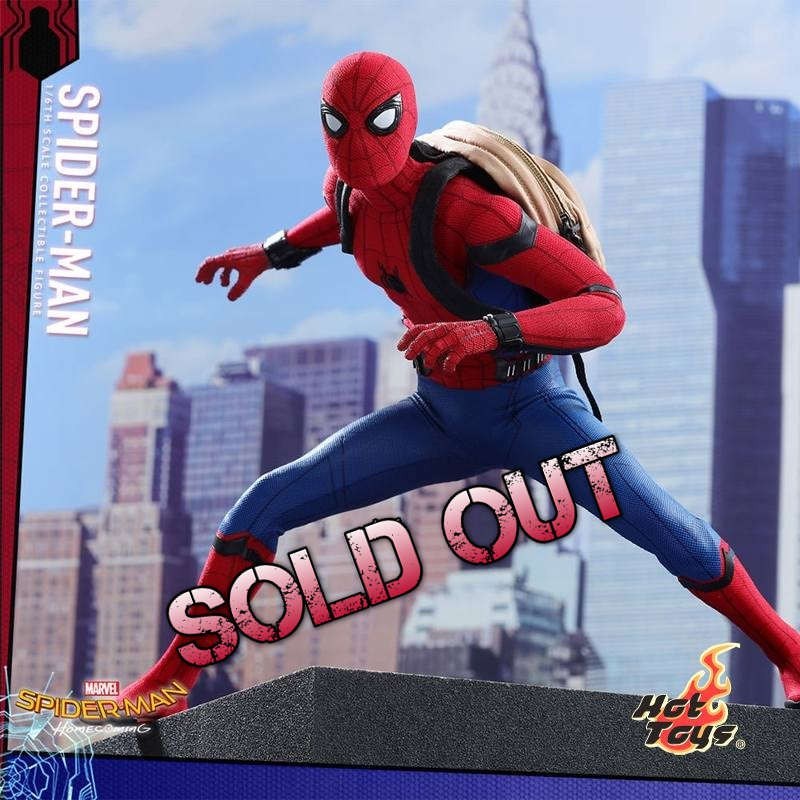 Spider-Man - Spider-Man Homecoming - 1/6 Scale Figur