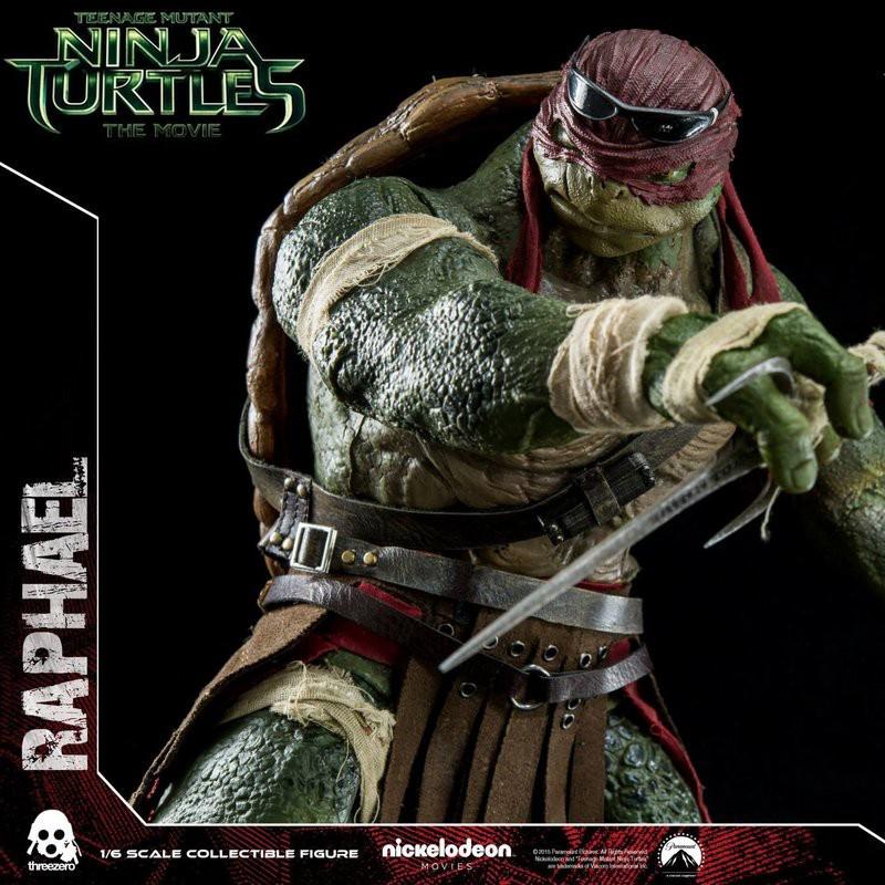 Raphael - TMNT - 1/6 Scale Action Figur