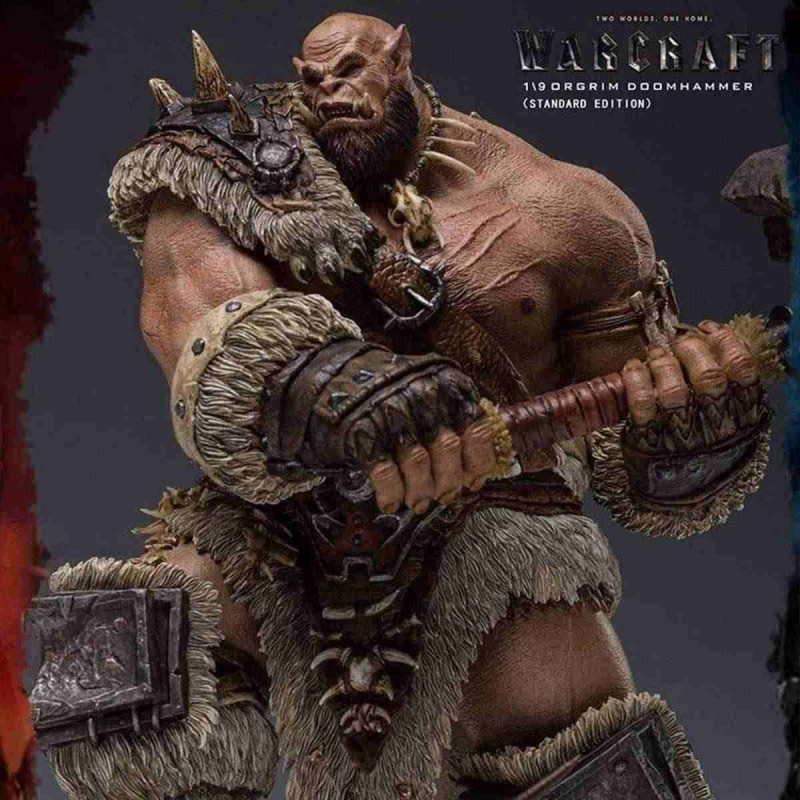 Orgrim - Warcraft: The Beginning - 1/9 Scale Statue