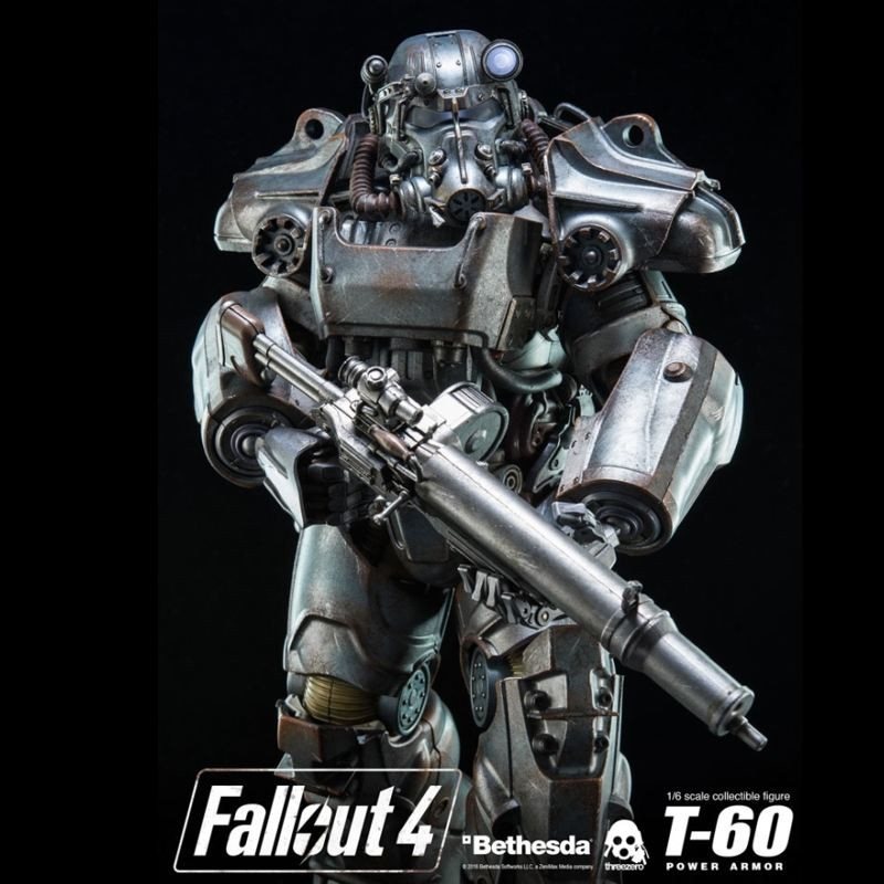 T-60 Power Armor - Fallout 4 - 1/6 Scale Action Figur