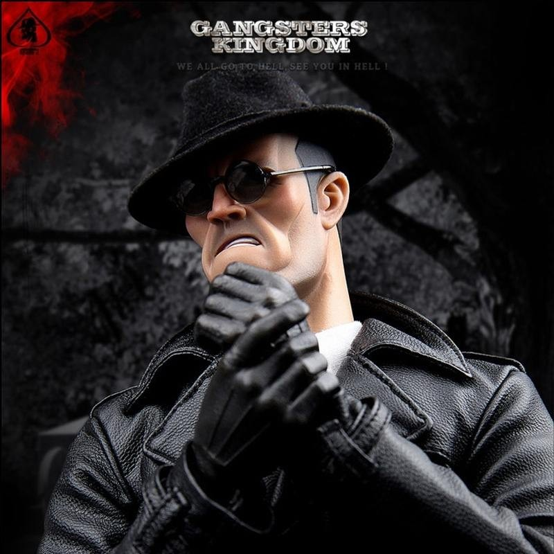Spade J Memories Version - Gangster's Kingdom - 1/6 Scale Actionfigur