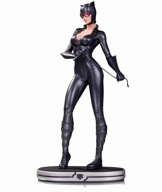 Catwoman - DC Comics Cover Girls - Resin Statue