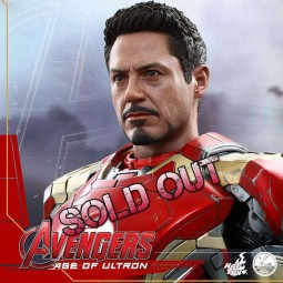 Iron Man Mark XLIII - Age of Ultron - 1/4 Scale Collectible