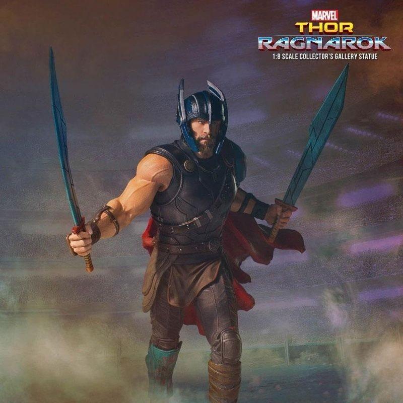 Thor - Thor Ragnarok - Collectors Gallery Statue