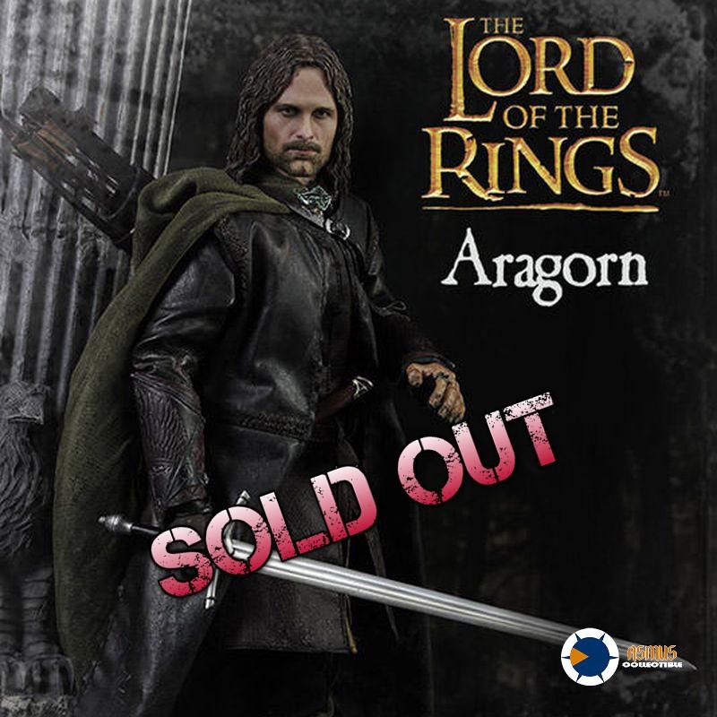Aragorn - Herr der Ringe - 1/6 Scale Actionfigur