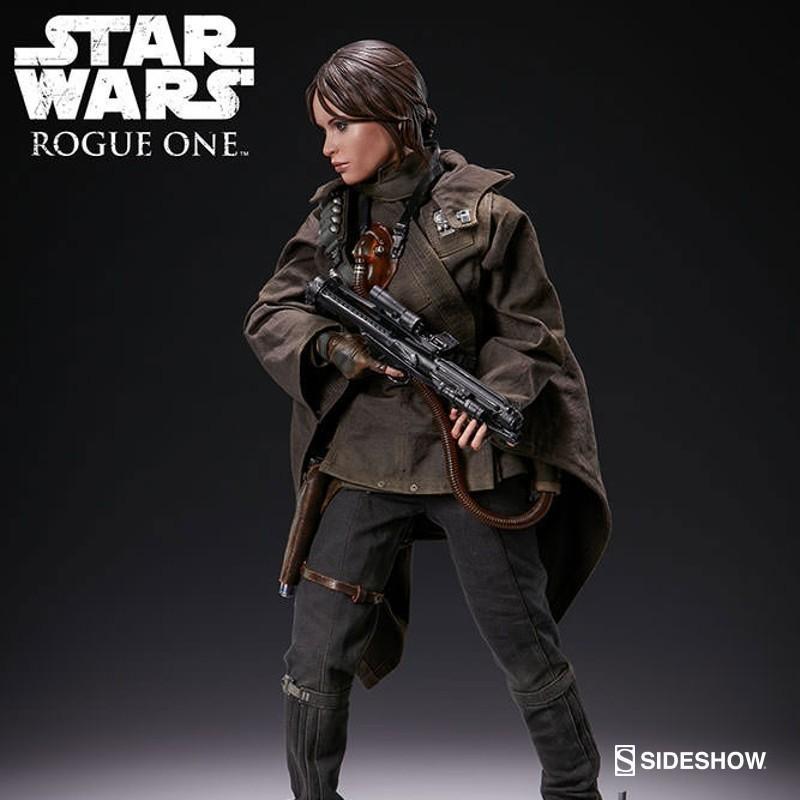 Jyn Erso - Star Wars - Premium Format Statue