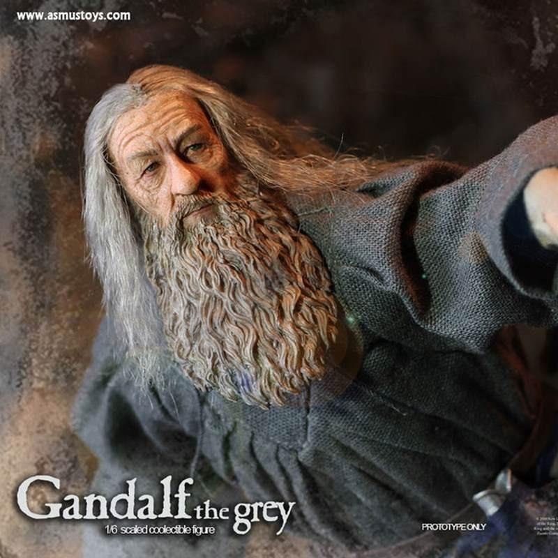 Gandalf der Graue - Herr der Ringe - 1/6 Scale Actionfigur