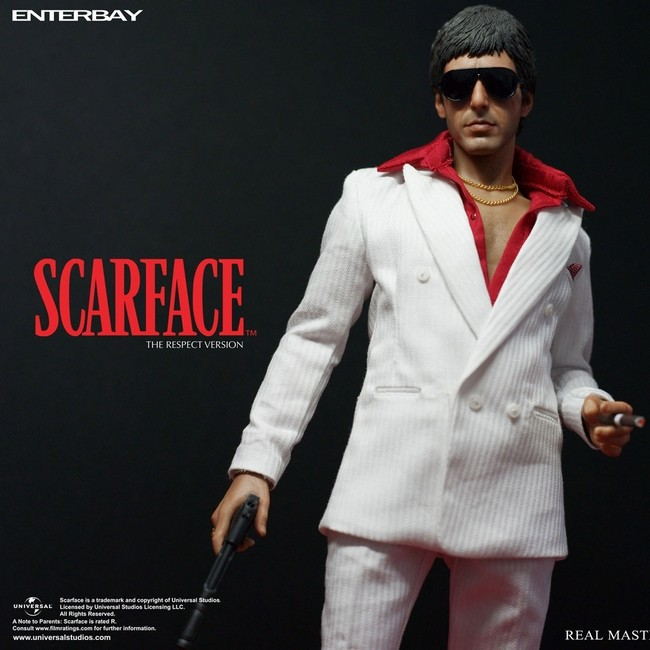Scarface Respect Version - 1/6 Scale Figur