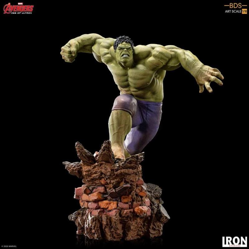 Hulk - Avengers Age of Ultron - 1/10 BDS Art Scale Statue