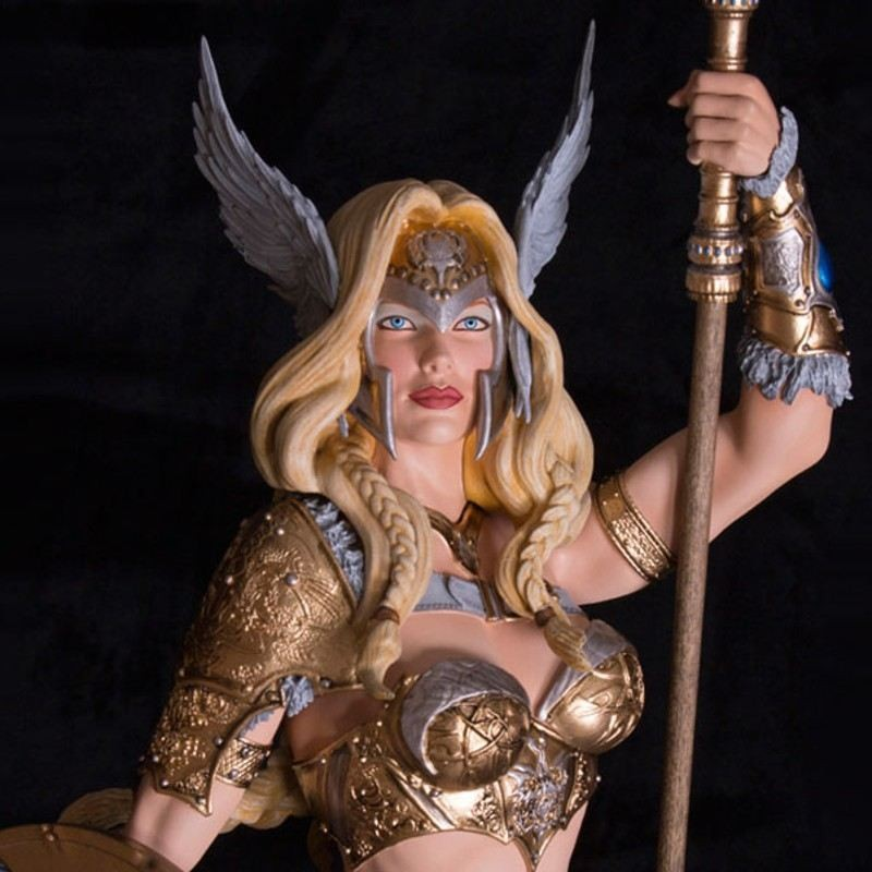 Valkyrie Norse Goddess - 1/4 Scale Resin Statue