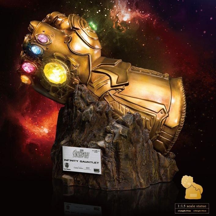 Infinity Gauntlet - Avengers Infinity War - Master Craft Statue 1/1.5