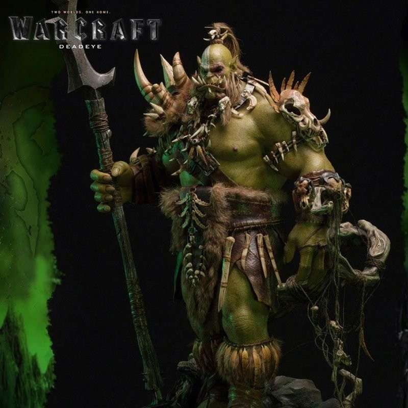 Kilrogg Deadeye - Warcraft - Epic Series Premium Statue