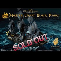 Black Pearl - Pirates of the Caribbean Salazars Rache - Master Craft Statue 1/144