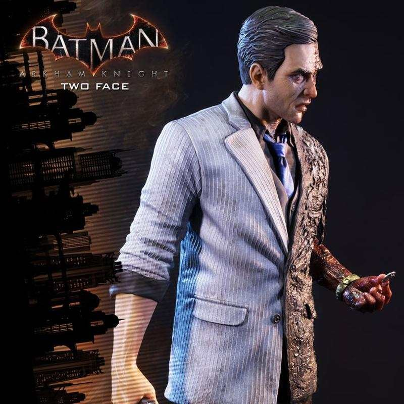 Two-Face - Arkham Knight - 1/3 Scale Statue