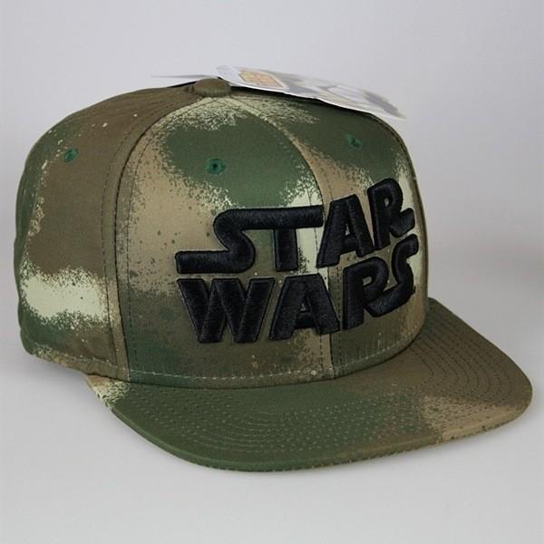 Endor - Star Wars - Snapback Cap