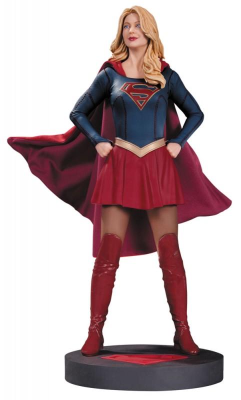 Supergirl - Supergirl - 1/6 Scale Resin Statue