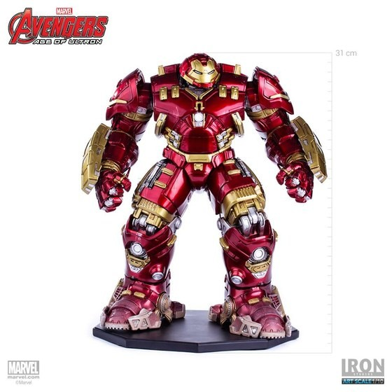 Hulkbuster - Avengers Age of Ultron - 1/10 Scale Statue