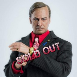 Saul Goodman - Breaking Bad - 1/6 Scale Figur