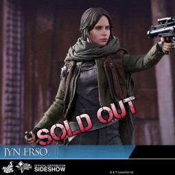 Jyn Erso - Rogue One: A Star Wars Story - 1/6 Scale Figur