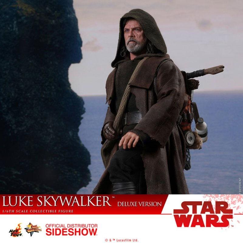 Luke Skywalker Deluxe Version - Star Wars: The Last Jedi - 1/6 Scale Figur