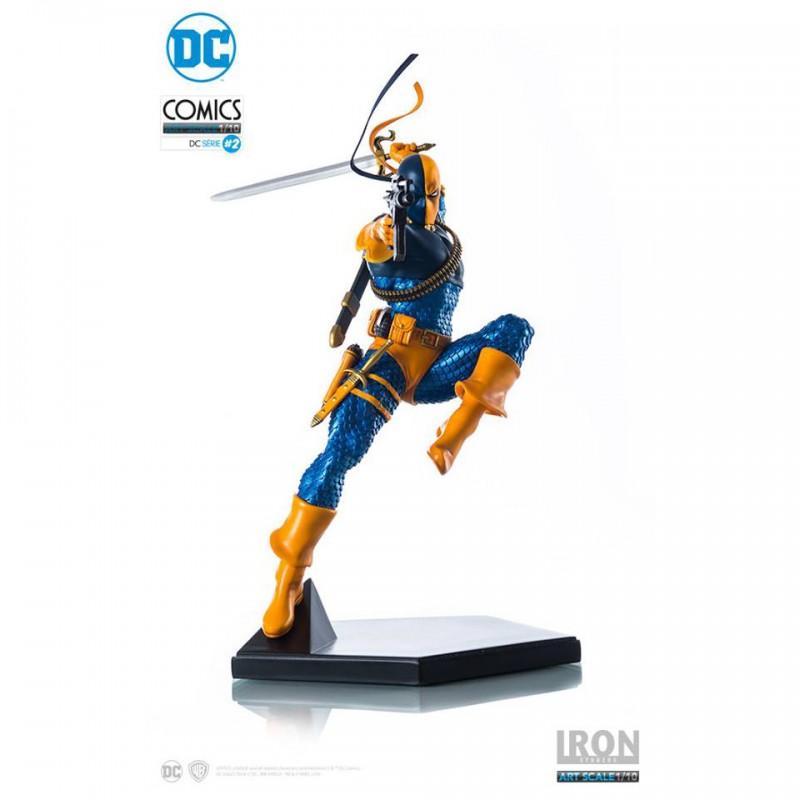 Deathstroke - DC Comics - 1/10 Scale Statue