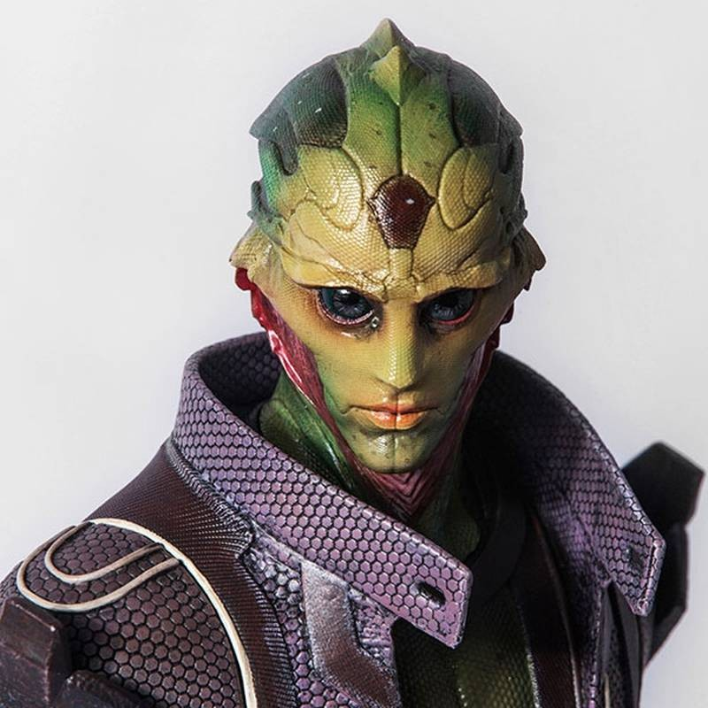 Thane - Mass Effect - 1/4 Scale Statue