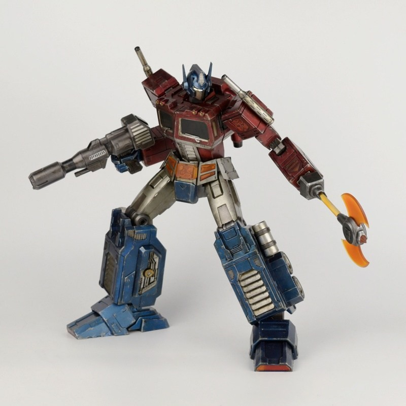 Optimus Prime Classic Edition - Transformers G1 - Action Figur