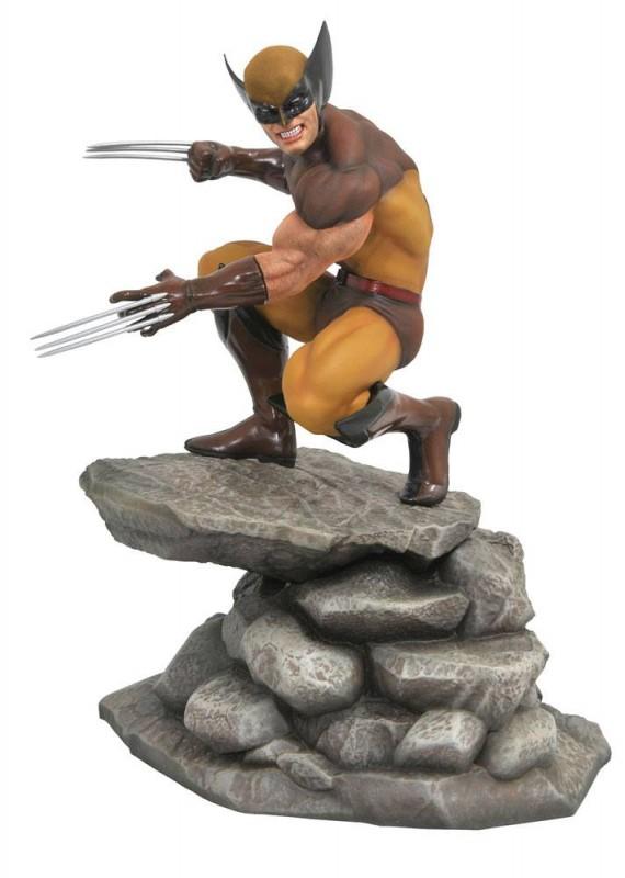Brown Wolverine - Marvel Gallery - PVC Statue