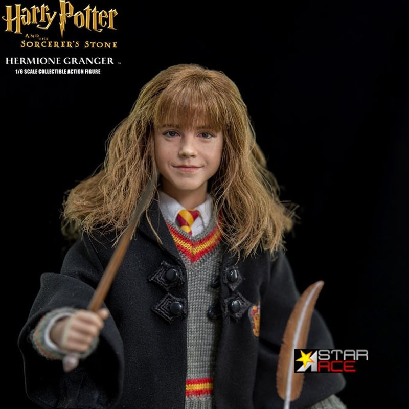Hermine Granger - Harry Potter - 1/6 Scale Actionfigur