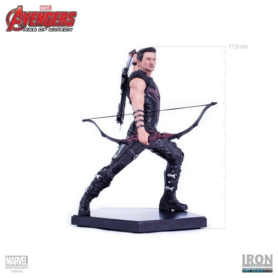 Hawkeye - Avengers Age of Ultron - 1/10 Scale Statue