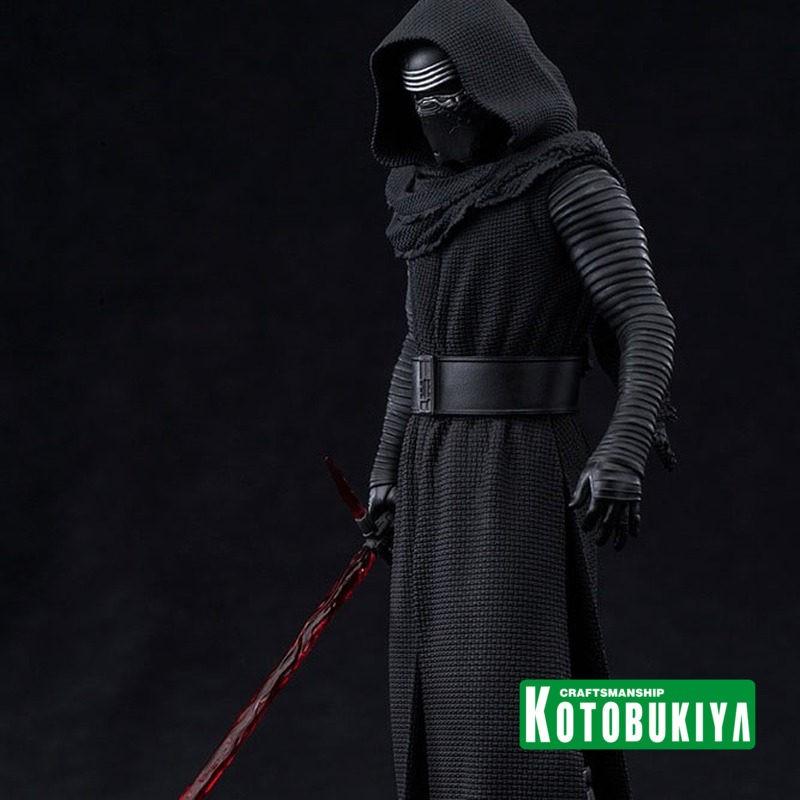 Kylo Ren - Star Wars - ARTFX+ Statue
