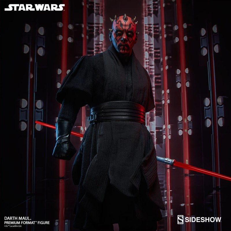 Darth Maul - Star Wars - Premium Format Statue