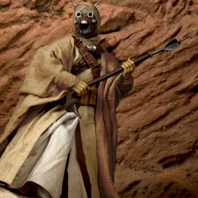 Tusken Raider - Star Wars - 1/6 Scale Figur